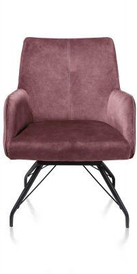 Xooon Oona fauteuil burgundy rood