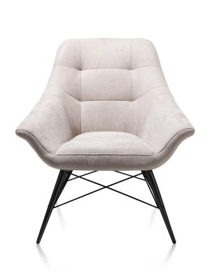Henders & Hazel Ravenna fauteuil lichtgrijs