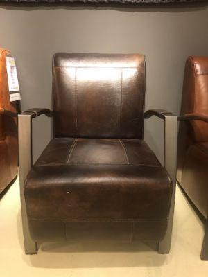 Trendhopper Lima fauteuil Tobacco SHOWMODEL