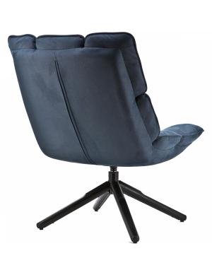 Dacota fauteuil blauw