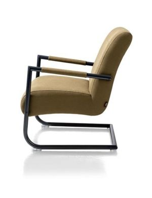 Angelica fauteuil cognac