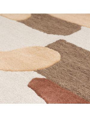 Coco-Maison Lo karpet multi 230 x 160 cm