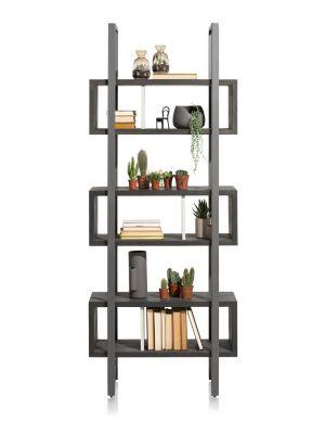 Henders & Hazel montpellier boekenkast 80 cm