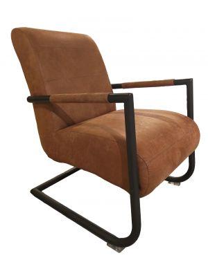 Henders & Hazel Angelica fauteuil secilia cognac