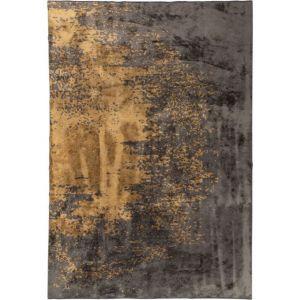 Russel karpet okergeel