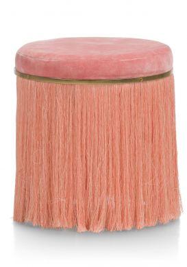 Coco-Maison Sissy poef roze