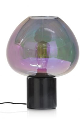 Coco-Maison Robin tafellamp lila
