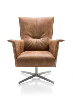 Carola fauteuil hoog corsica cognac