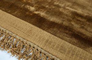 Ravel karpet 240cm warm groen
