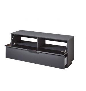 Malax tv-meubel 140cm zwart