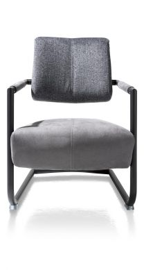 Zane fauteuil antraciet