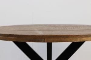 Carnac eettafel rond 130cm
