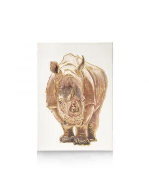 Coco-Maison Rhino schilderij