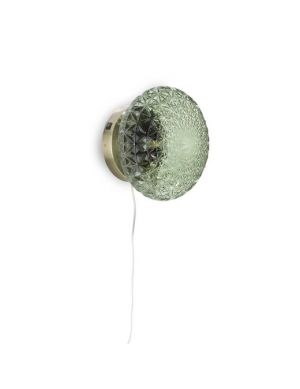 Erez wandlamp groen