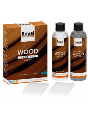 Waxoil woodcare kit