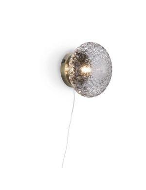 Erez wandlamp antraciet