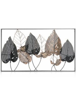 Falling leaves wanddeco