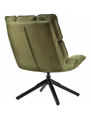 Dacota fauteuil groen