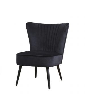 Est fauteuil zwart