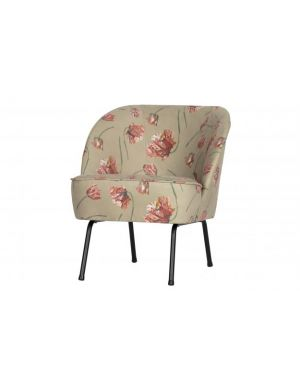 Vogue fauteuil fluweel rococo Avage