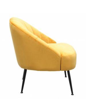 Phebe fauteuil geel